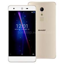 "SHAR Z2 4G 5.5"" FHD 1920*1080p 4GB+32GB Android 6.0 Fingerprint Smartphone N5U5"