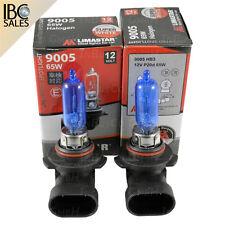 2 HB3 9005 12V 60W/65W Alogeno lampadina E13 ORIGINALE LIMA Super Bianco