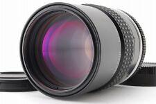 【AB- Exc】 Nikon Ai NIKKOR 135mm f/2.8 Telephoto MF Lens w/Caps From JAPAN #2988