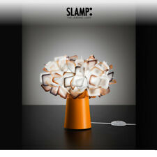 Lampada da tavolo Clizia, orange, firmata Slamp