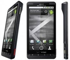 Motorola Droid X MB810 Android Smartphone for Verizon Black No Contract