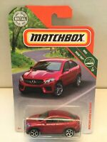 Matchbox MERCEDES BENZ GLE COUPE - 2019 Road Trip Series #10/100 - Red