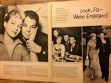 Russ Tamblyn, Four Page Vintage Clipping