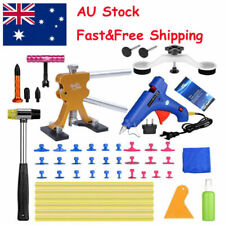 AU Stock PDR Paintless Hail Dent Repair Removal Dent Lifter&Glue Gun  Tools Kit