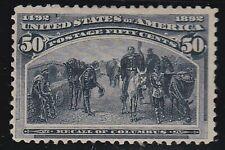 USA 1893 MINT HEAVY HR 50c COLUMBIAN