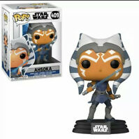 "Funko Pop! Ahsoka Tano 409 Star Wars The Clone Wars 3.75"" Vinyl Figure"