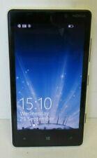 Nokia Lumia 820 weiß gesperrt zu o2 Netzwerk Handy war d5