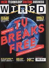 WIRED MAGAZINE - August 2010