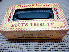 """Compatible with MUSICMASTER BASS OnlyMusic  BLUES TRIBUTE VINTAGE REPRO"""" PICKUP"""