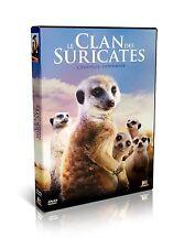 21764 //LE CLAN DES SURICATES DVD NEUF SOUS BLISTER
