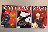 Cvo Covert Vampiric Operations Artifact 1-3 Complete Set IDW comics 2003 Vampire