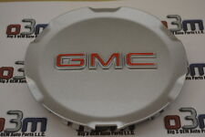 2010-2015 GMC Terrain Wheel Silver Center Cap w/ red GMC Logo new OEM 9597973