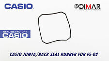 CASIO GUARNIZIONE/ BACK SEAL RUBBER, PER . FS-02