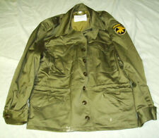1943 US Army Field Jacket M-1943 Size 40S - ATF Reenactor Repro