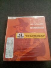 Merle Haggard The Box Set Series 4 CD SEALED