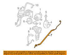 GM OEM-Power Steering Pressure Hose 15295837