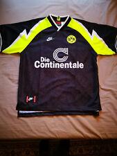 Maglia Nike BORUSSIA DORTMUND 1995/1996 Away Kit taglia XL
