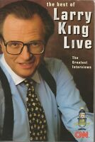 The Best of Larry King Live - The Greatest Interviews (Trade Paperback: Televisi