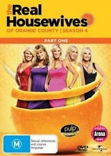 THE REAL HOUSEWIVES OF ORANGE COUNTY: SEASON 4 PART 1 [2 DVD SET] SERIES FOUR