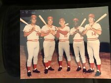 The Big Cincinnati Red Machine Awesome vintage 8x10 photo- MINT