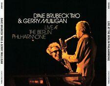 Dave Brubeck - Live at the Berlin Philharmonie (CD, Nov-1995, 2 Discs, Columbia