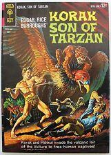 KORAK SON OF TARZAN #3 FN- Silver Age Comic 1964 PAINTED COVER, Russ Manning Art
