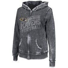 ($65) Baltimore Ravens (2016-2017) nfl NFLPA Jersey Sweatshirt WOMENS/LADIES s
