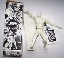 The Silver Surfer Vinyl Model - By Horizion- Opened Partially Built - Rare