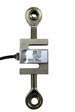 MT501 S-type load cell , 2500kg capacity with 2 rod end bearings
