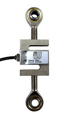 MT501 S-type load cell , 5000kg capacity with 2 rod end bearings