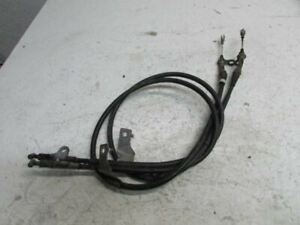 2007-2014 Infiniti g37 g35 rear spindle parking emergency brake cable wire set