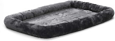 New listing World Pet Products Large Gray Dog Bed 42-Inches Long | Dog Bed Fits a 42-Inch |