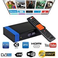 GTMedia V8 NOVA DVB-S2 H.265 Satellite Receiver WiFi Receptor 1080P IPTV Player
