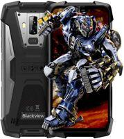 Blackview BV9700 Pro Rugged Gaming Phone 6GB+128GB Satellite Positioning NFC OTG