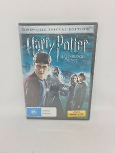 HARRY POTTER AND THE HALF-BLOOD PRINCE Brand New Sealed Free Shipping