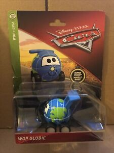 DISNEY CARS DIECAST - WGP Globie - Super Chase - VHTF - Please Read Description