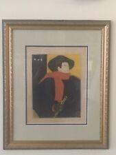 """Make Offer(s): Vintage Henri de Toulouse-Lautrec """"Aristide Bruant"""", after"""