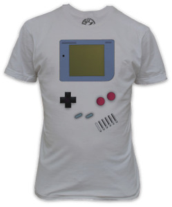 Human Gameboy Retro T-Shirt for the gamers