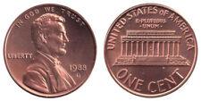 STATI UNITI AMERICA MONETA 1 ONE CENT 1988 LINCOLN RARA DA COLLEZIONE