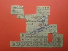 Karta Zaopatrzenia Kategoria I - 1947 Purchasing Card Category I