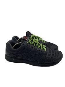 Reebok Crossfit Nano 3.0 Mens Cross Training Weightlifting Shoes Black Size 10
