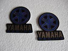 2x Aufkleber Sticker Autotuning Yamaha blau Racing Motorsport Biker Motorrad