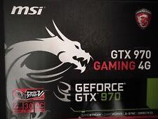 NVIDIA GeForce GTX 970 4 Go (MSI)