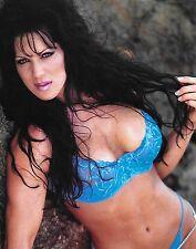 Chyna 8x10 Photo WWE Diva Pro Wrestling Wrestler Playboy Magazine Cover Model 1