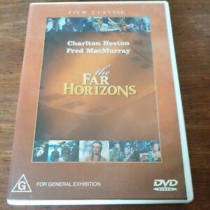 The Far Horizons DVD R4 Like New! FREE POST