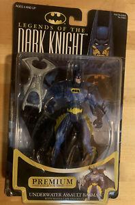 1997 Kenner~Legends Of The Dark KNIGHT~Underwater Assault Batman~MIP