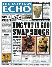 Egyptian Echo-ExLibrary