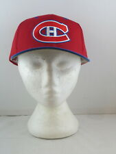 Montreal Canadiens Hat (VTG) - Two-Tone Classic By Sports Specialties - Snapback