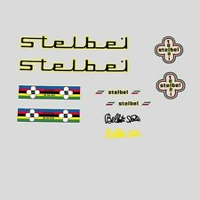 Stelbel Bicycle Decals, Transfers, Stickers n.102