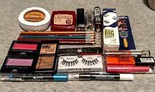 High end 20 piece Mixed Makeup Lot Assorted Cosmetics